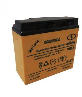 باتری ups صبا باتری 18آمپر