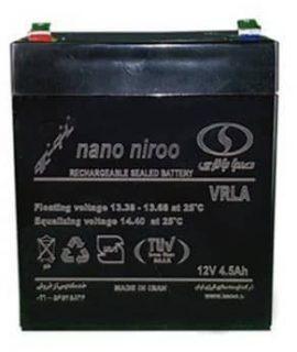 باتری ups صبا باتری 4.5 آمپر (12sb4.5)